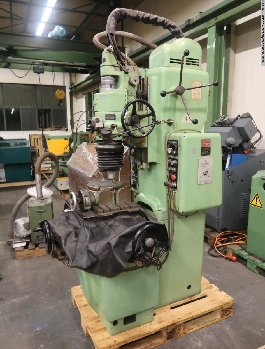 used Grinding machines Jig Grinding Machine Moore No. 2c