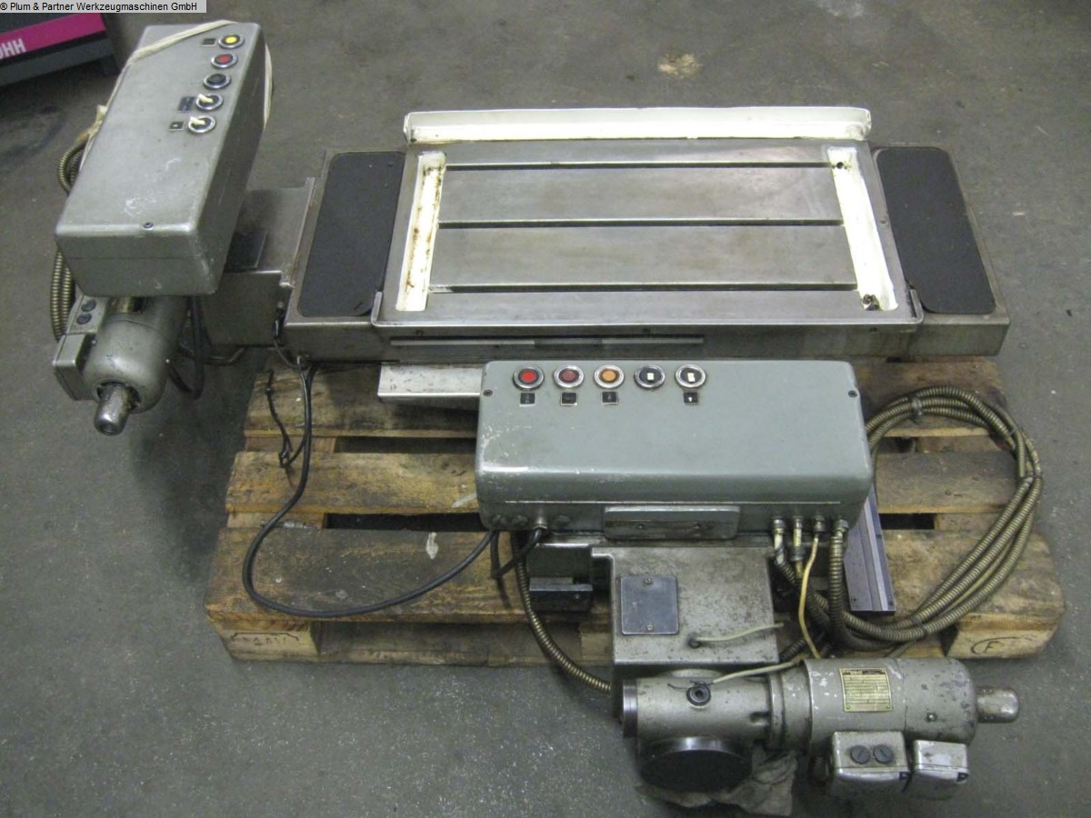 used Machines available immediately Coordinate Table Fabr. UNBEKANNT/NOT KNOWN