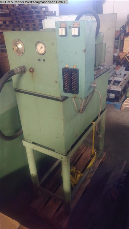 used Machines available immediately Hydraulic Pumps Unit ORSTA Hydraulik AGS 100-800
