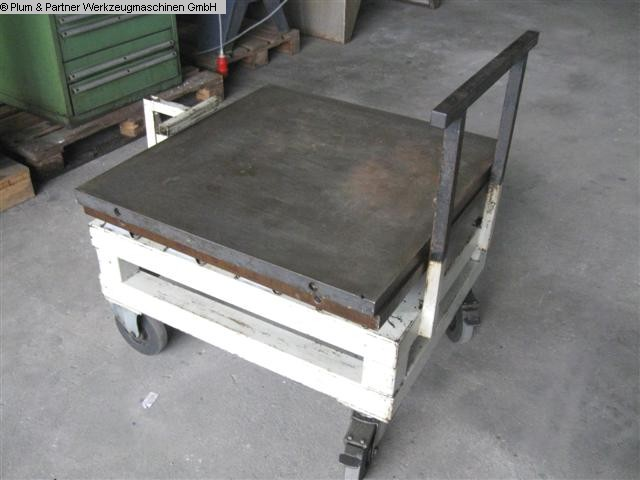 used Machines available immediately Tool carriage Fabr. UNBEKANNT/NOT KNOWN -