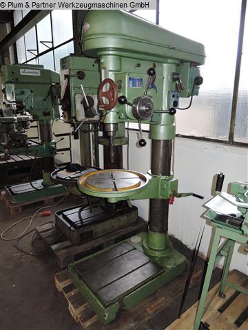 gebrauchte Maschinen sofort verfügbar Säulenbohrmaschine AUDAX 50 A