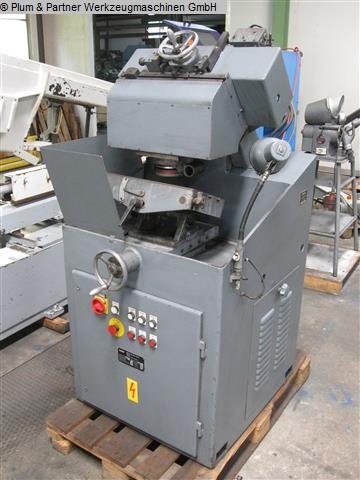 gebrauchte Maschinen sofort verfügbar Spanbrecher-Nutenschleifmaschine FAMO TNUV-A 5