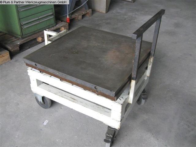 gebrauchte Maschinen sofort verfügbar Werkzeugwechselwagen Fabr. UNBEKANNT/NOT KNOWN -