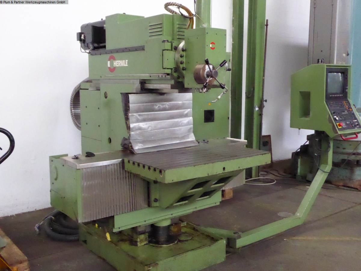 used Milling machines Tool Room Milling Machine - Universal HERMLE UWF 1001 H / TNC 415