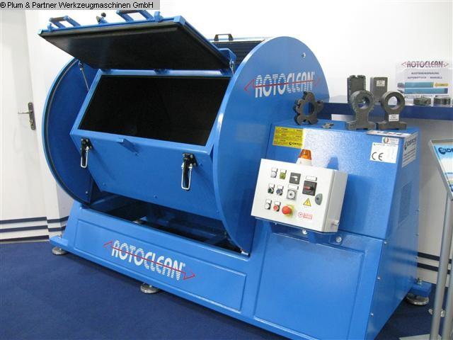 używany Inna maszyna do gratowania z obróbką metali SIDEROS Rotoclean 550
