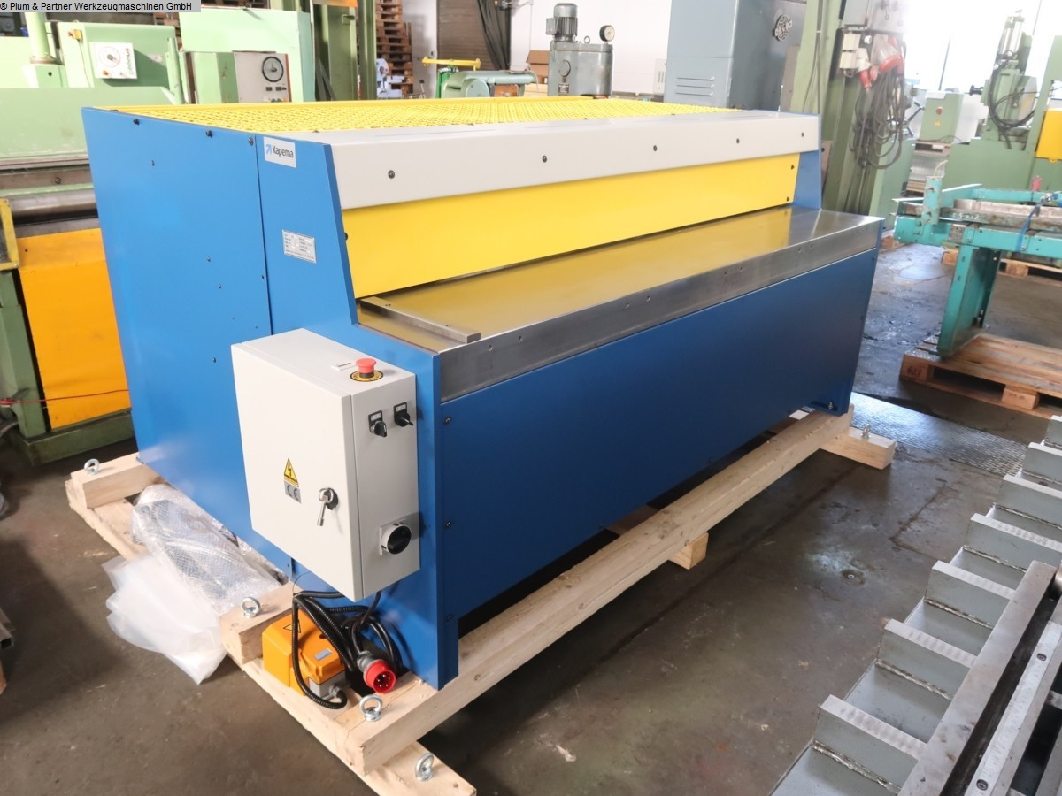 used Sheet metal working / shaeres / bending Plate Shear - Mechanical KAPEMA SMP 20-30