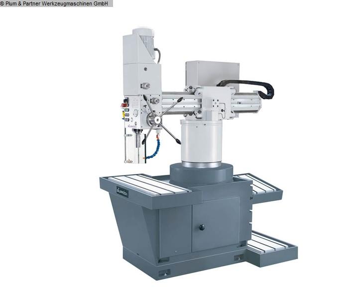 gebrauchte  Schnellradialbohrmaschine GILLARDON GSR 32 VE-SL