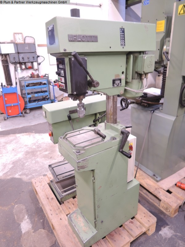 used  Bench Drilling Machine FLOTT TB 15 GL / Digi