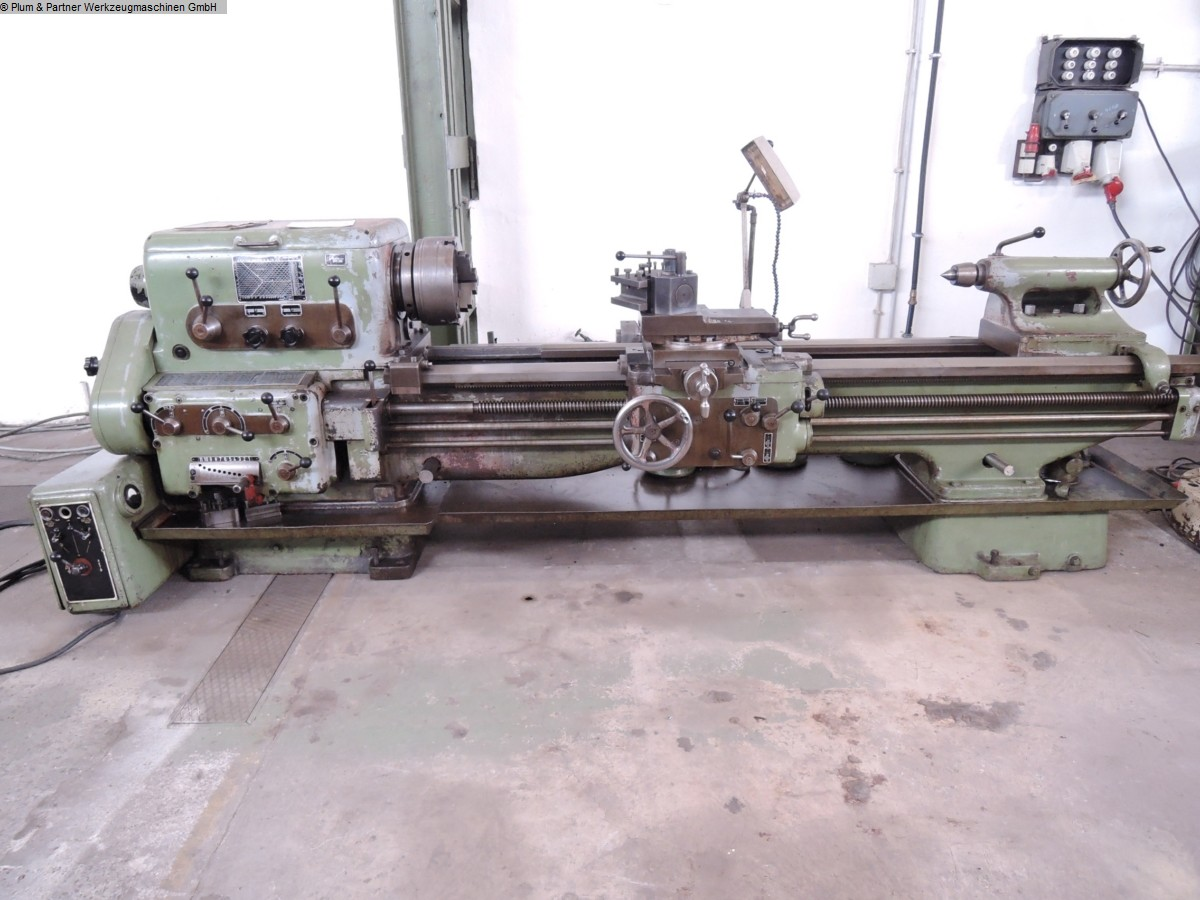 used  Center Lathe MVE BAUART VDF MVE 280/wie VDF V5-2000