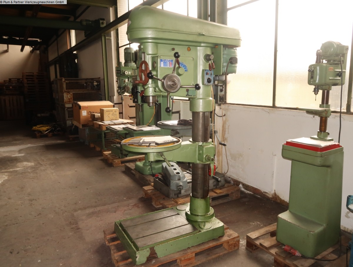 used  Pillar Drilling Machine AUDAX 50 A