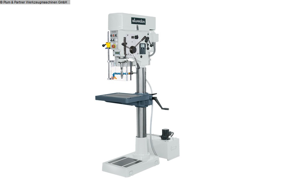 gebrauchte Bohrwerke / Bearbeitungszentren / Bohrmaschinen Säulenbohrmaschine GILLARDON GB 28 VE