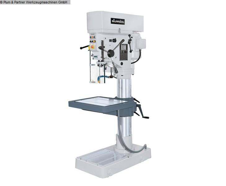 gebrauchte Bohrwerke / Bearbeitungszentren / Bohrmaschinen Säulenbohrmaschine GILLARDON GB 32 VE
