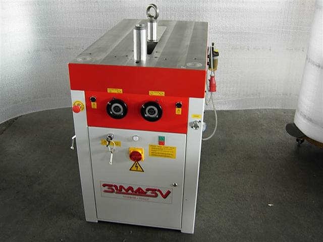 used Sheet metal working / shaeres / bending bending machine horizontal SIMASV T.40