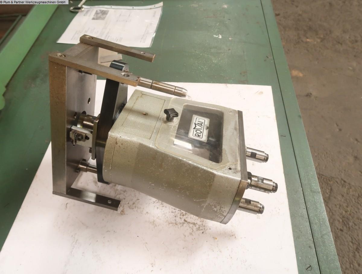 used Multispindle Boring Head ROMAI KF 18 10 11