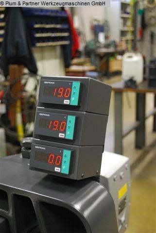 used Plate Bending Machine - 3 Rolls NOSSTEC ( LUNA ) 8266-12/50