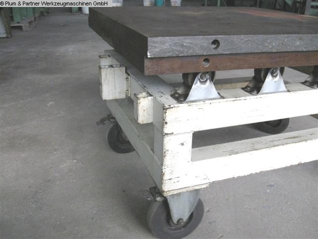 used Tool carriage Fabr. UNBEKANNT/NOT KNOWN -