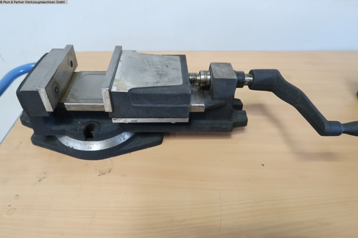 used Other accessories for machine tools Vise WENIG M 150 / 160 / 200
