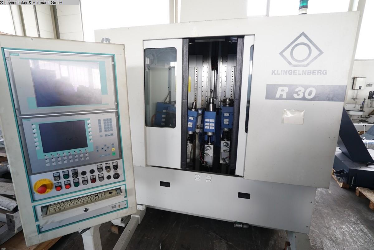 used  Gear Testing Machine OERLIKON-KLINGELNBERG R30