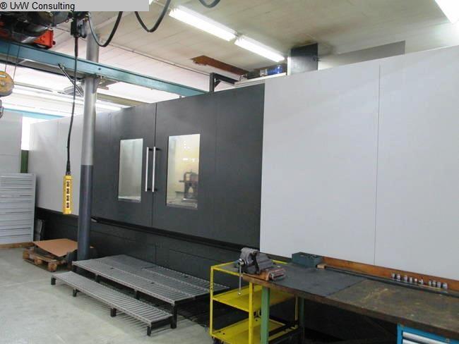 Bearbeitungszentrum - Universal KEPPLER HDC 4000