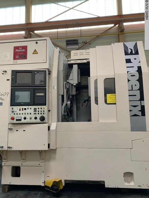 used Gear cutting machines Gear Testing Machine GLEASON-PHOENIX HCT 500