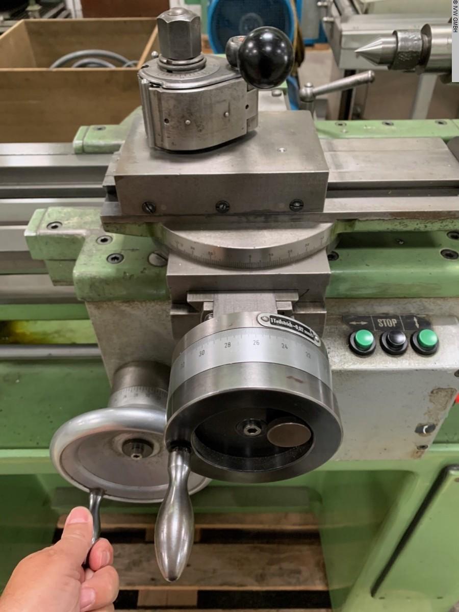 gebrauchte Drehmaschine-konventionell-elektronisch LORCH B 30 LZS