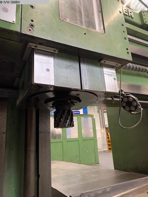 gebrauchte Portalfräsmaschine BÖHRINGER FZ 31 /1800