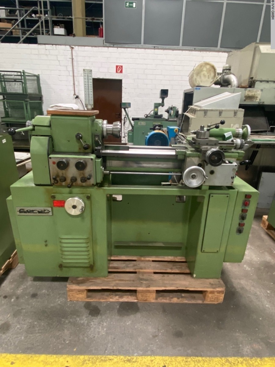 used  lathe-conventional-electronic LORCH B 30 LZS