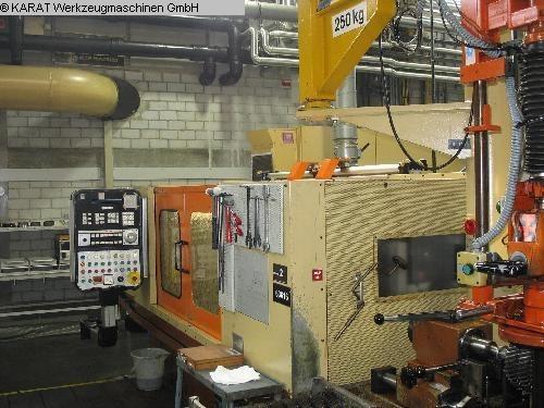 gebrauchte Maschine Zahnflankenschleifmaschine KAPP VAS 482 CNC