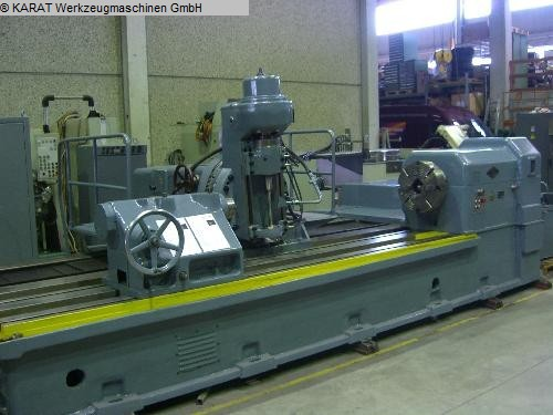 used Gear cutting machines Gear Hobbing Machine - Horizontal STANKO 5 B 370