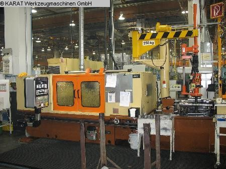 used  Gear Grinding Machine KAPP VAS 482 CNC