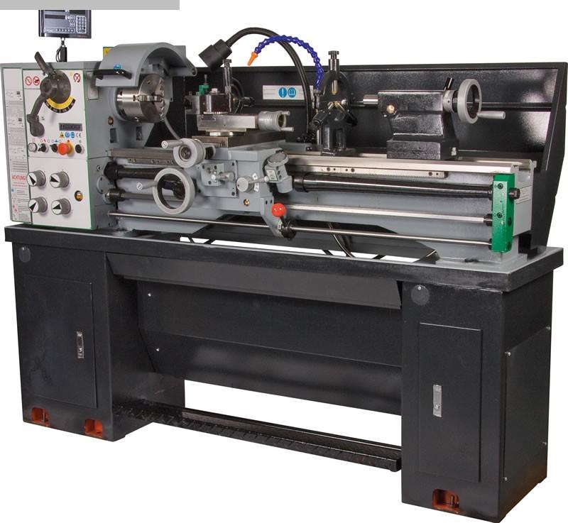 gebrauchte Maschine Leit- und Zugspindeldrehmaschine HUVEMA HU 1010 BNG 4 SINO