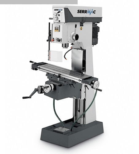 used Drilling and Milling M/C SerrMac TCS VR TC