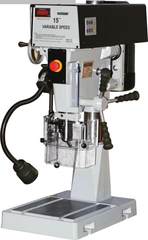 Máquina de perforación de banco de la máquina usada HUVEMA HU 16 HS-2 Highspeed