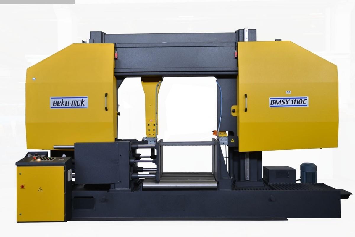 Horizontal Bandsaw  Semi-Automatic