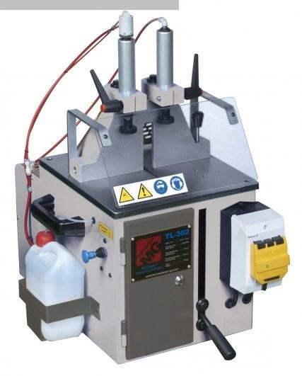Máquina usada de aluminio Circular Sierra Tronzadoras TL 302 SA