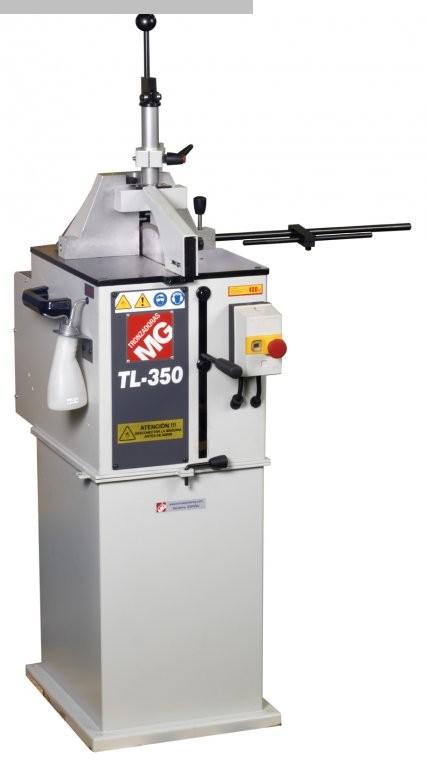 used machine Aluminium Circular Saw Tronzadoras TL 350 M