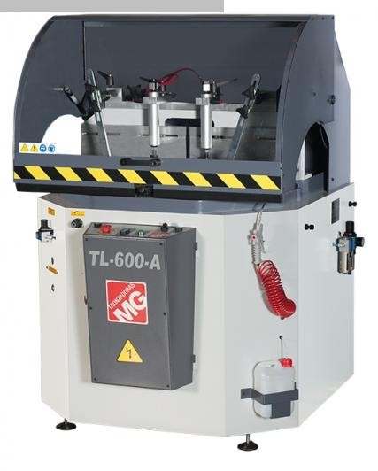 gebrauchte Maschine Alu-Kreissäge Tronzadoras TLG 600 A