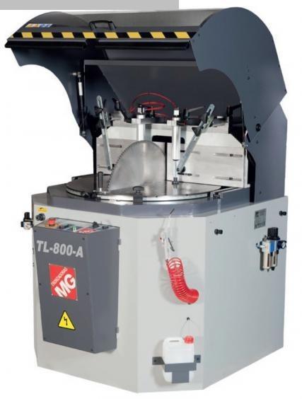 Máquina usada Aluminio Circular Sierra Tronzadoras TLG 800 A