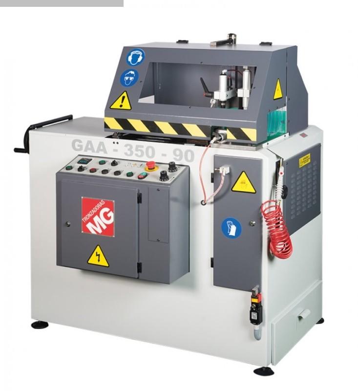 máquina usada Aluminio Circular Sierra Tronzadoras GAA 350 90 °