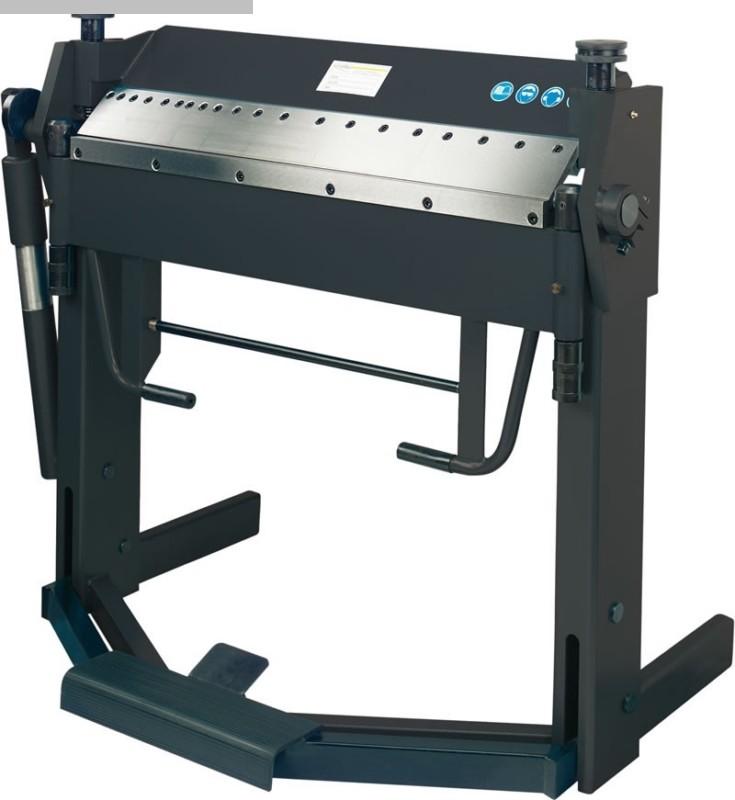 gebrauchte Maschine Schwenkbiegemaschine HUVEMA HU 15 ES 1500