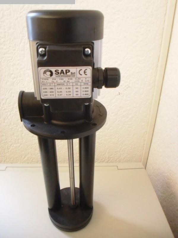 máquina usada Bomba de refrigerante SAP PA 35 M / 85 mm