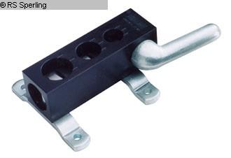 gebrauchte Blechbearbeitung / Scheren / Biegen / Richten Ausklinkmaschine ALMI AL1