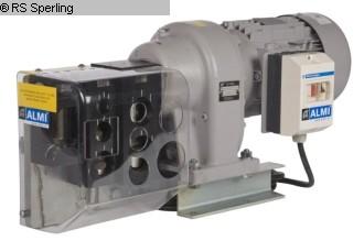 gebrauchte Blechbearbeitung / Scheren / Biegen / Richten Ausklinkmaschine ALMI AL1-2 U