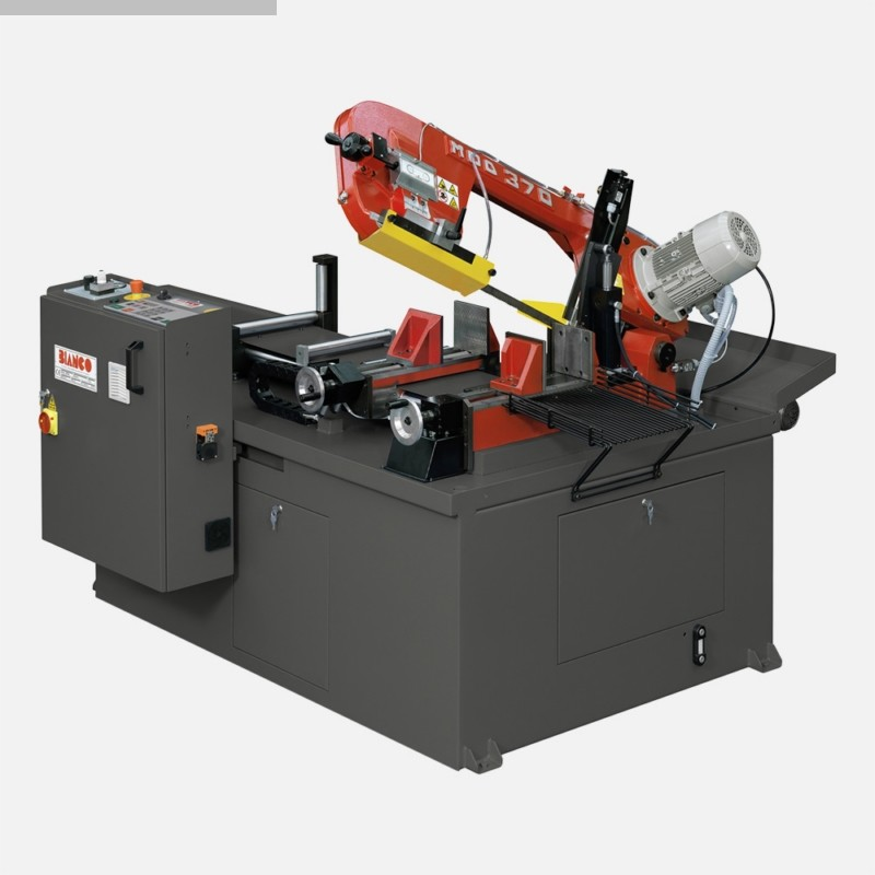 used Saws Band Saw - Automatic - Horizontal BIANCO MOD 370 AE 60° CNC