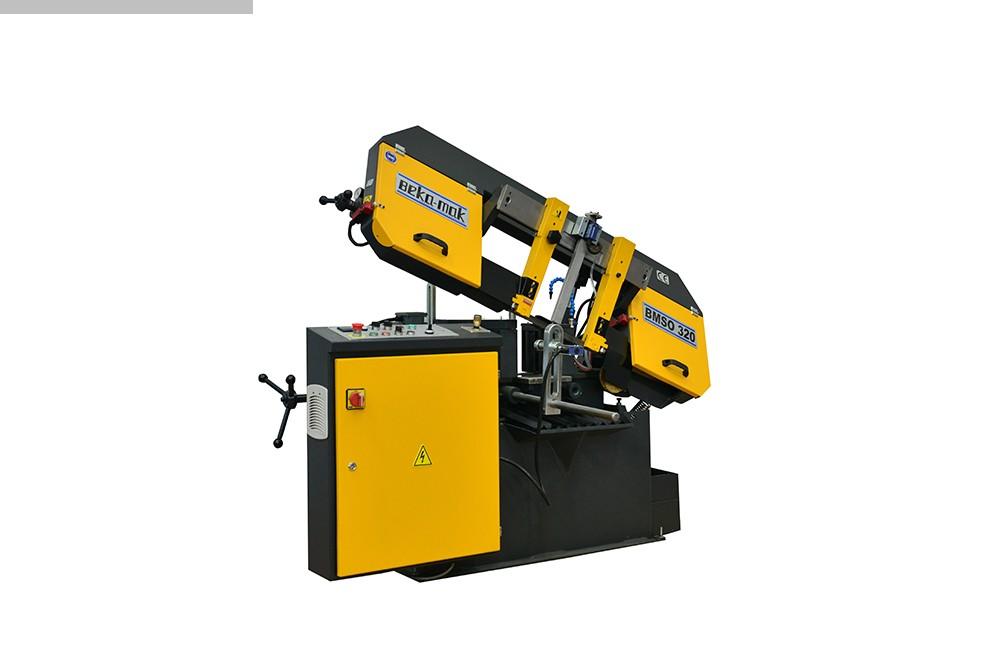 used Saws Band Saw - Automatic - Horizontal Beka-Mak BMSO 320