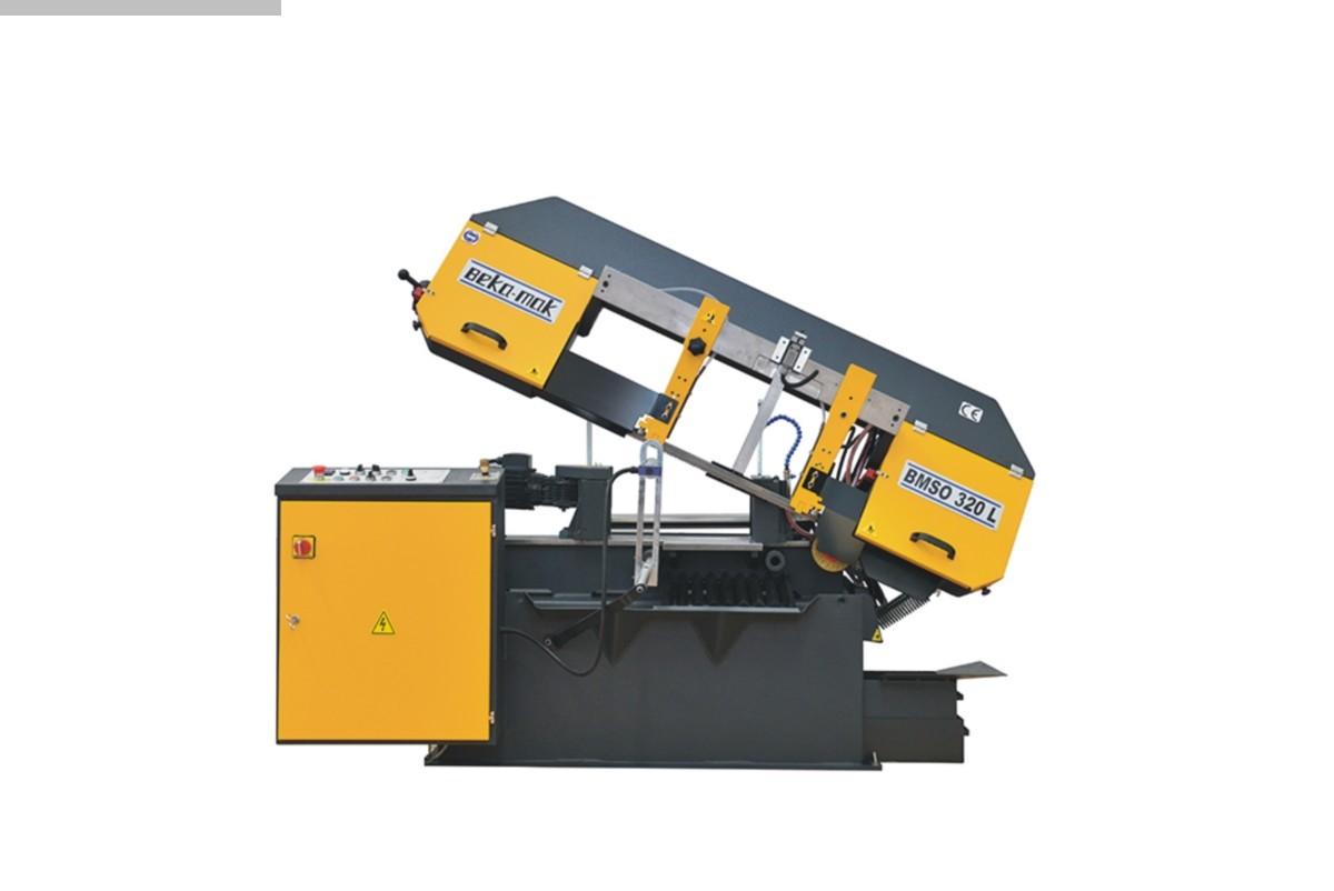 used Saws Band Saw - Automatic - Horizontal Beka-Mak BMSO 320 L