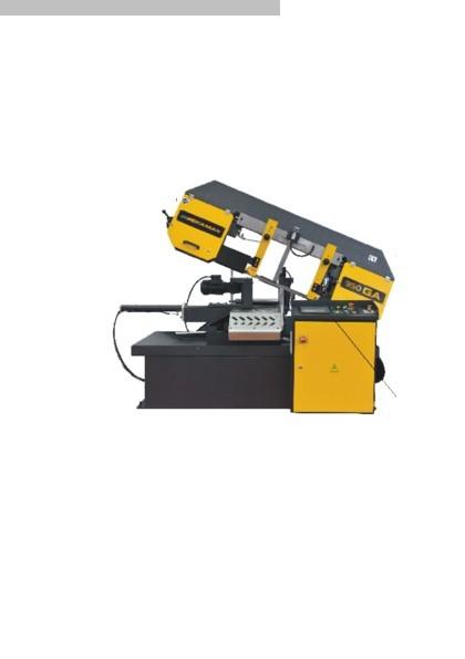 used Saws Band Saw - Automatic - Horizontal Beka-Mak BMSO 350 GA Fully