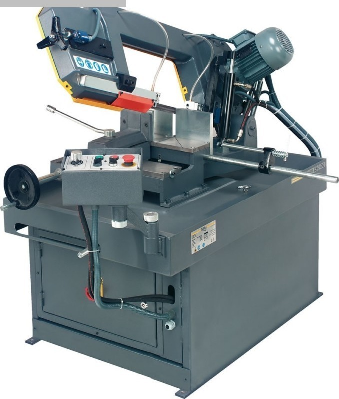 used Saws Bandsaw - Horizontal Beka-Mak BMS 230 DG