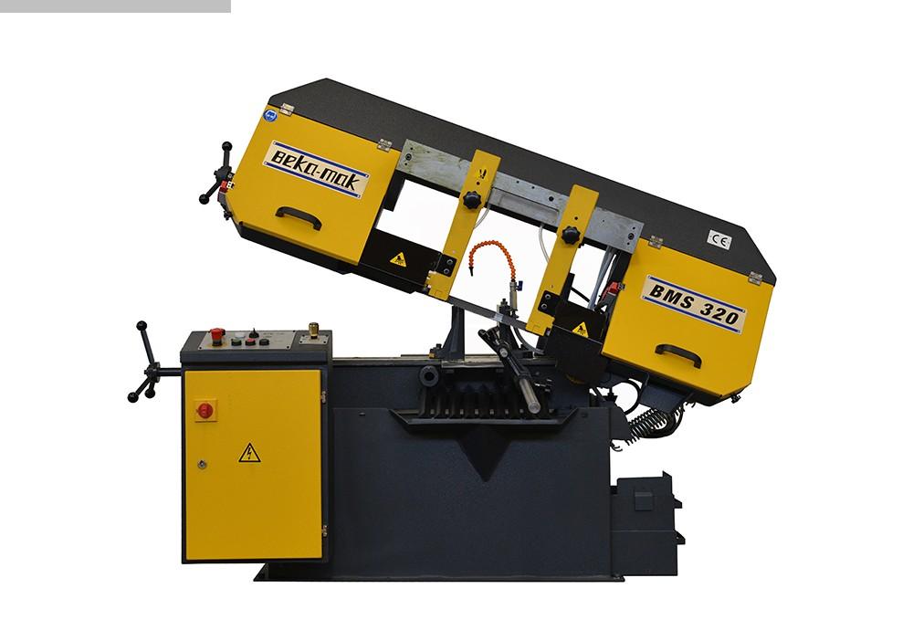 used Saws Bandsaw - Horizontal Beka-Mak BMS 320