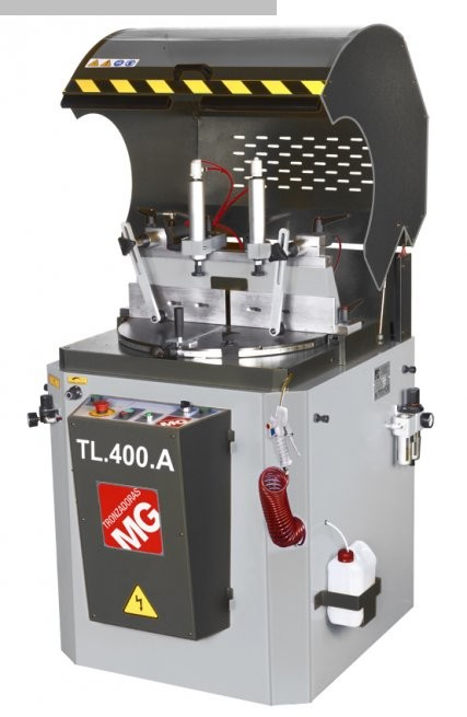 Scie circulaire en aluminium Scies Tronzadoras TL 400 A d'occasion